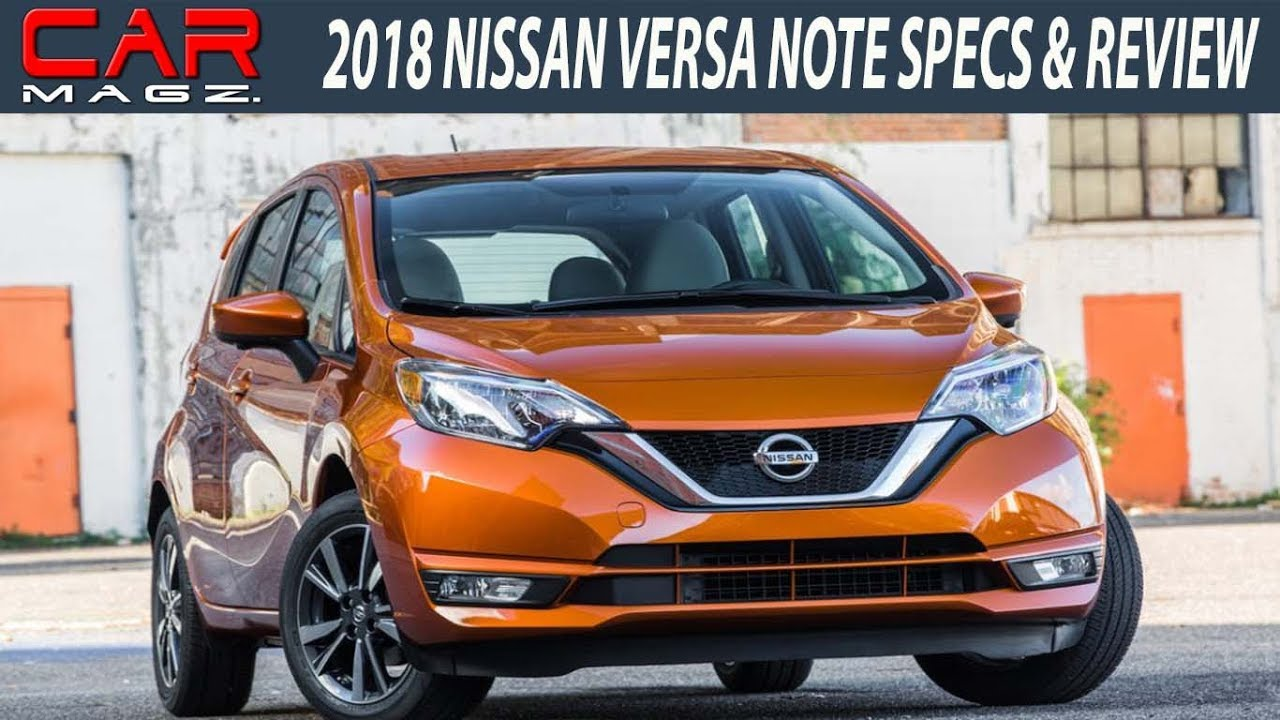 2018 nissan versa note. Wonderful Versa 2018 Nissan Versa Note Redesign Review And Specs Throughout Nissan Versa Note 1