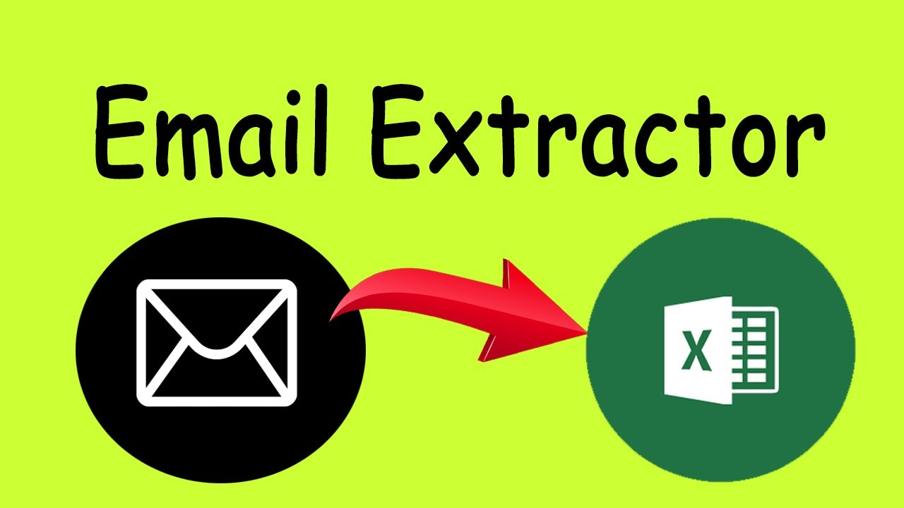 Email Extractor - Email Extractor From Website | How To Extract Email Addresses From Any Websites