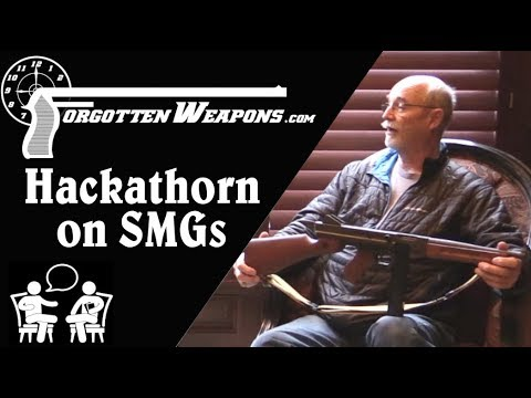 Ken Hackathorn on the Thompson and the MP5