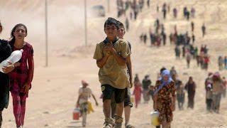 مفوضية اللاجئين: فرار 3700 شخص من الفلوجة