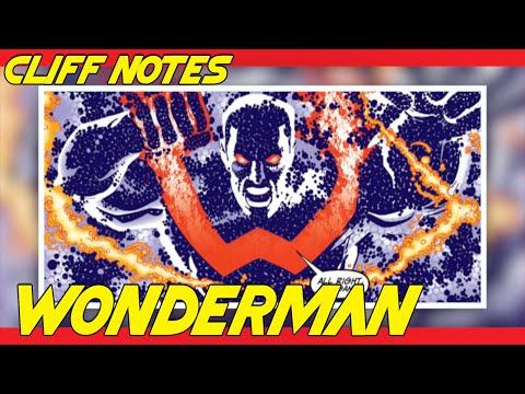 Cliff Notes - Wonder Man