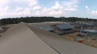 May River High School Aerial Progress Video June 19, 2015