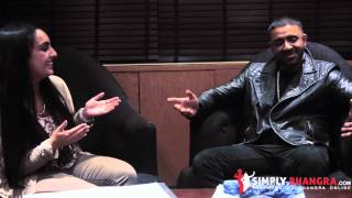 SimplyBhangra.com's Exclusive Interview with Jay Sean (2014)