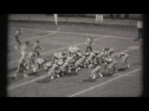 Graham High School - Grundy High School 9-13-75 1975 Football (See YouTube - Crazy J Cousins)