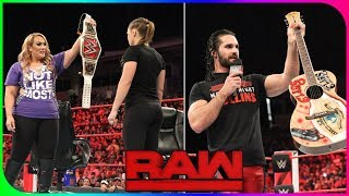 WWE RAW (Recurring Competition)