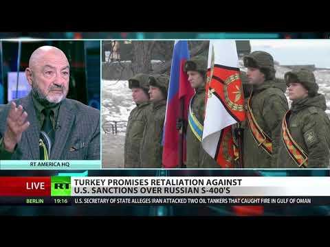 Turkey vows retaliation for US sanctions