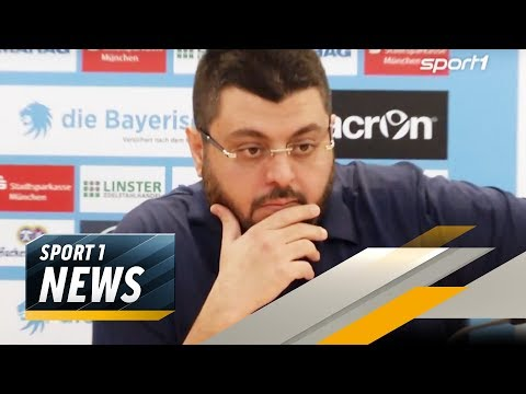 1860 München: Verwirrung um Investor Hasan Ismaik | SPORT1 - Der Tag