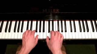 Alle Jahre wieder - Klavier