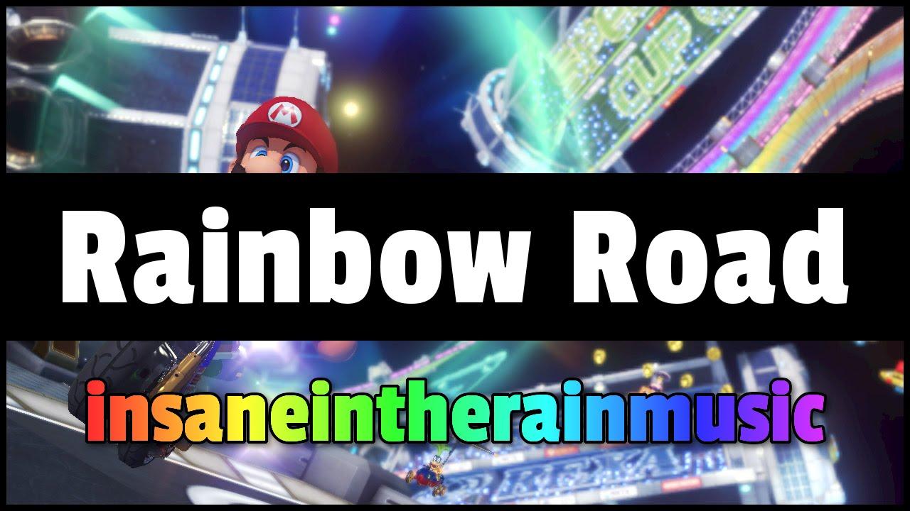 Rainbow Road (Mario Kart 64 / Mario Kart Double Dash!! / Mario Kart 7) |  Jazz Cover - YouTube