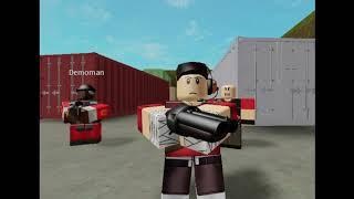Tracer Vs Scout Rap Battle Roblox Version Preview