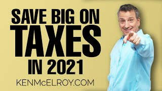 Maximize Your Tax Returns BEFORE You File - 2021 Tax Advice (with Tom Wheelwright)