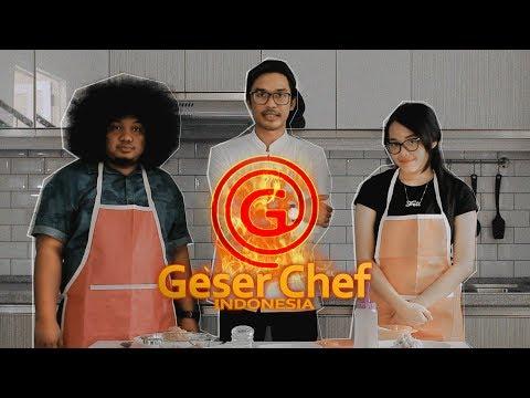 GESER CHEF - Resep Masakan Peserta Ini, Ingin Dicuri Chef Juna