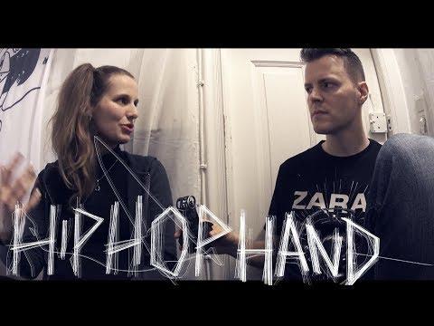 Wie funktioniert Promo im Rap? Lina erklärt es uns! - Interview HipHopHand