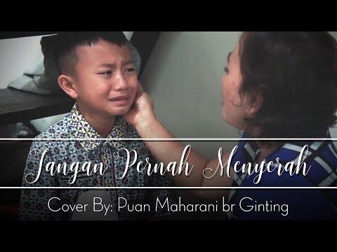 Jangan Pernah Menyerah   Puan Maharani Cover