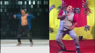 Dancing Uncle V/s Dancing Baba   Govinda Fan Dancers   Who will Win?