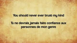 I'm A Wanted Man - Royal Deluxe Lyrics English/Français