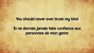 I'm A Wanted Man - Royal Deluxe Lyrics English/Français