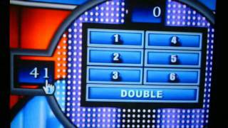 Family Feud Decades Nintendo Wii Run Game 4