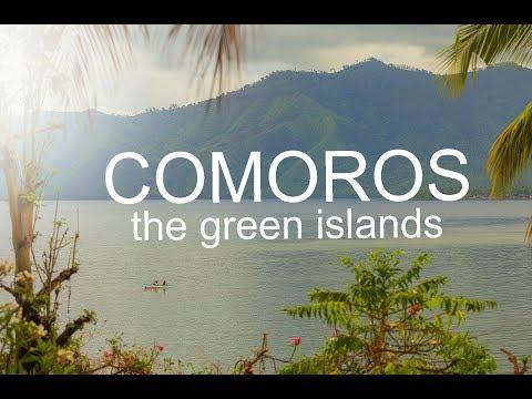 Comoros the green land