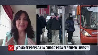 """Tapia y """"súper lunes"""": """"Si hay un colapso, las autoridades tendrán que tomar medidas correctivas"""""""