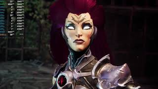 Darksiders 3 4K on GeForce RTX 2080 Ti and Intel i7-9700K - Gameplay Benchmark Test