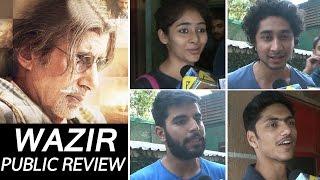 Wazir public review | a must watch