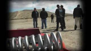 RUSTY STEVENS MINT Trophy Truck #89 SNORE Mint 400 Off Road Race Desert Racing 2010