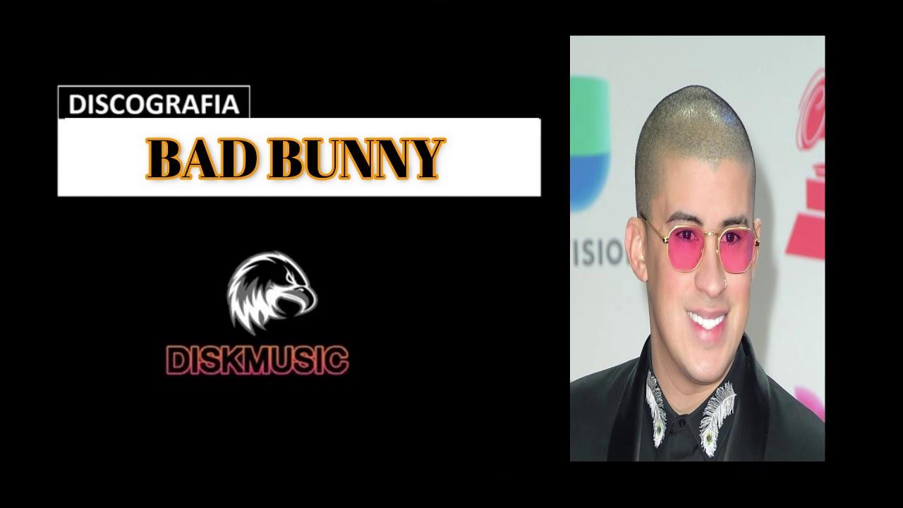 Descarga discografia Completa bad bunny