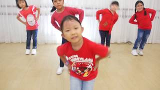FDC KIDS CHRISTMAS TIME DANCE CHOREOGRAPHY
