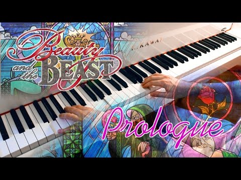 🎵 Beauty and the Beast - Prologue ~ Piano cover (arr. by Juggernoud1)