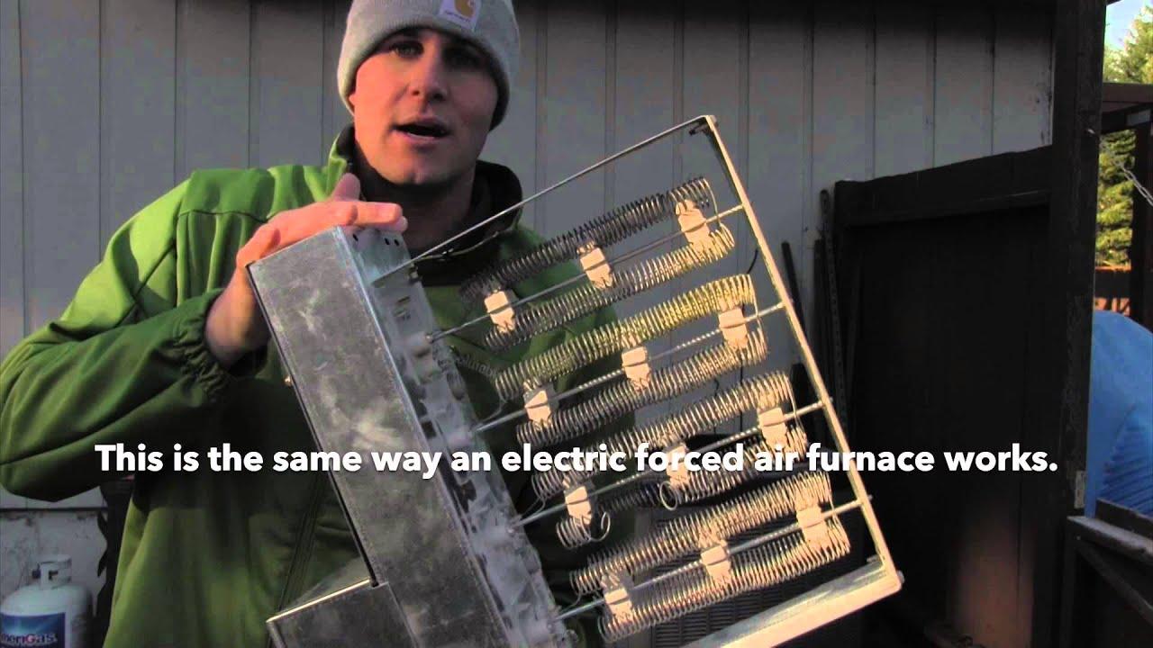 Electric Coil Heat In A Heat Pump