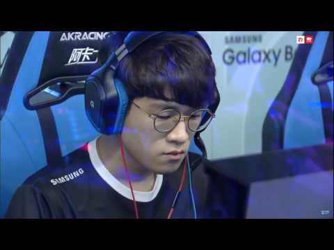 《LOL》2017 LCK 夏季賽 W4D5 SSG vs JAG game 2