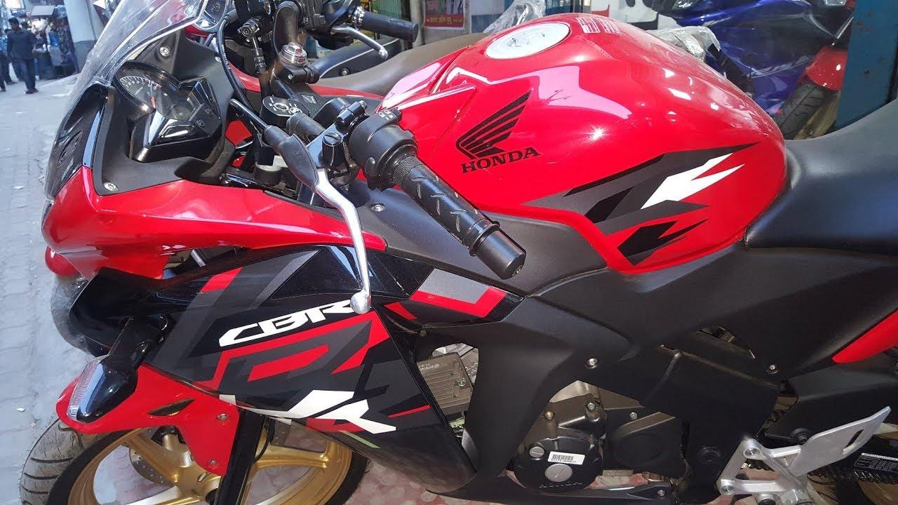 New Honda Cbr 150r Sport Spirit Mileage Top Speed Price