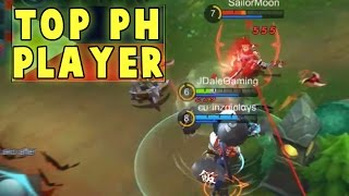 TOP 1 PH Player in Mobile Legends Season 3 Gameplay! EU.Inzaiplays + EU Clan PH