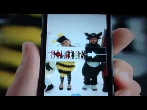 iPhone 5 Commercial for Verizon Wireless, 2012