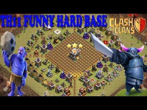 Every Troops Vs New Scattershot! Clash Of Clans Town Hall 13 Update! Coc Gaming! COC War Best Attack