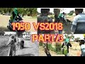 1950 vs 2018 past vs present funny part/3