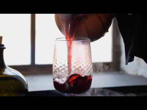 Wine On Fire In History - 1650's Recipe
