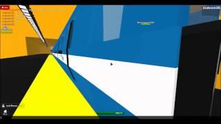 Roblox MR-73 leaving Orange Station (3rd Line)