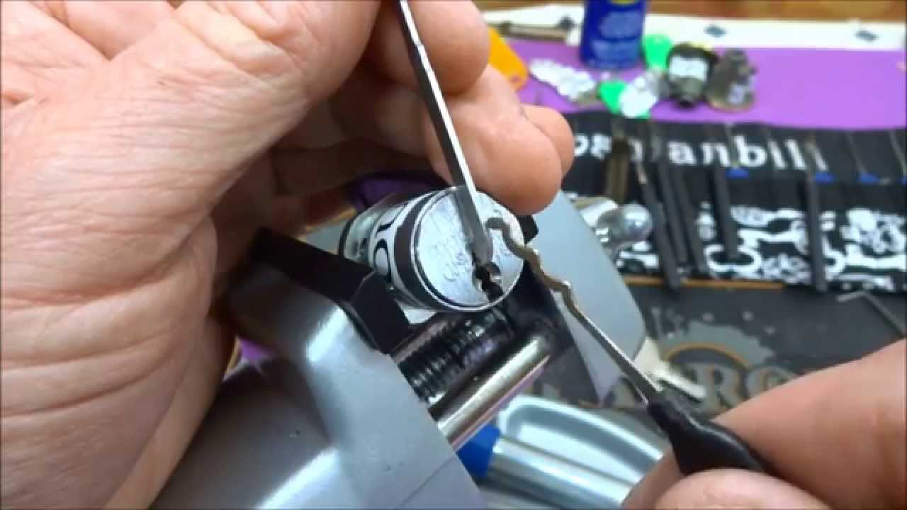 540 Rake Open Medeco Locks Yes Youtube Lock Picking Diagram Bosnianbill Locklab Lockpicking