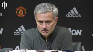Jose Mourinho: 'COME TO PLAY!' Manchester United 2-0 Hull City FULL PRESS CONFERENCE