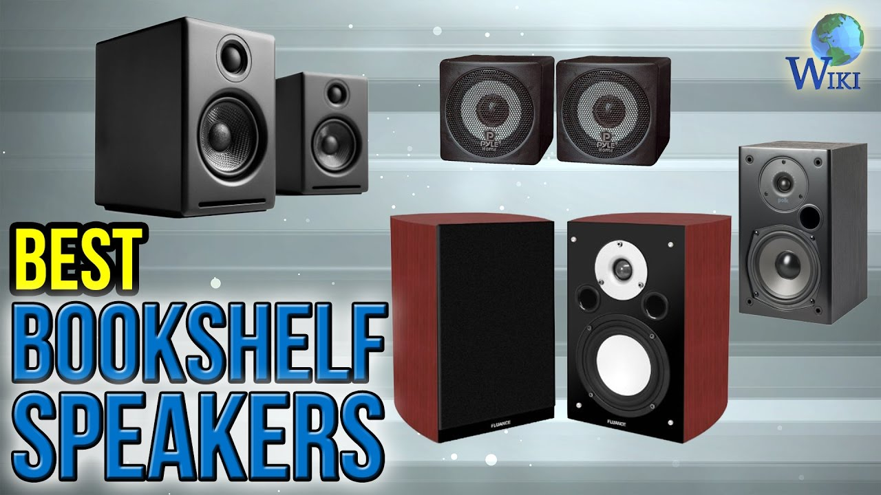 10 best bookshelf speakers 2017 - youtube
