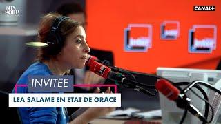 Léa Salamé : en état de grâce  - Bonsoir! du 17/11 – CANAL+
