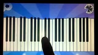 Chennai Express Theme Music-Piano iPad