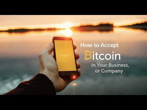 How To Accept Bitcoin In Your Business | Bitcoin.com Wallet