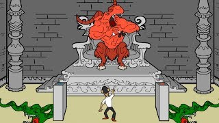 OBAMA MATA AL DIABLO | Obama Saw Game (Obama in The Dark 4) | Solución Completa Parte 3