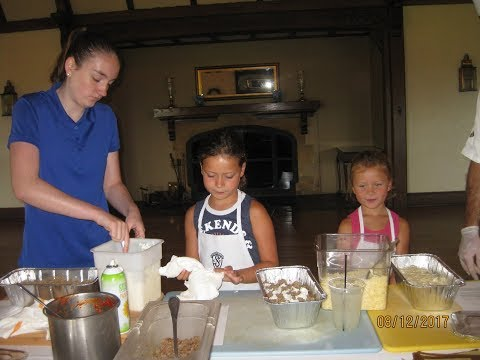 Springfield Country Club's (OH)  Kid's Cooking Class Aug 2017 Slideshow