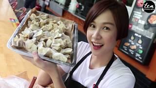 Ya Hui Teaches You How To Wrap Wantons!