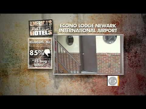 Dirtiest hotels in America