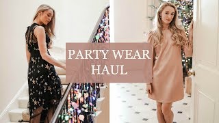 PARTYWEAR HAUL // A FESTIVE LOOK BOOK // Fashion Mumblr